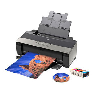 Photo of Epson Stylus Photo R1900 Printer