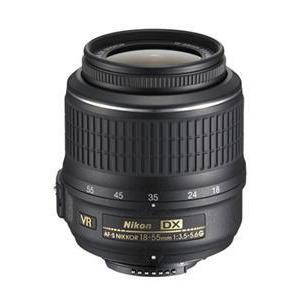 Photo of Nikon AFS DX Nikkor 18-55MM F/3.5-5.6G VR Lens