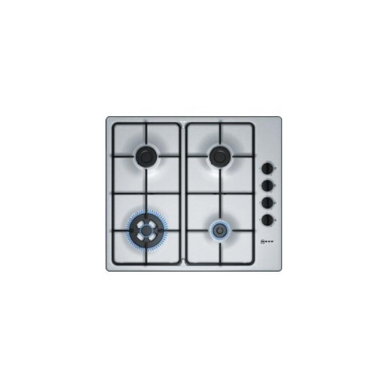 Neff T26BR58N0 Gas Hob in Stainless steel