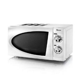 SM3090N Compact Solo Microwave - White Reviews