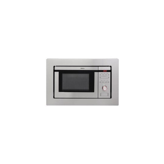 Amica AMM20BI Built Microwave Oven And Grill Stainless Steel
