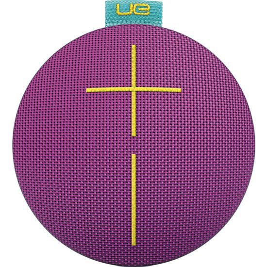 ROLL Portable Wireless Speaker Sugarplum Violet