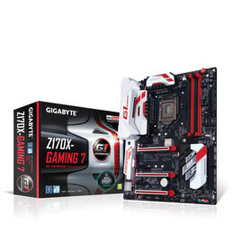 Gigabyte GA-Z170X-Gaming 7 (rev. 1.0) Reviews