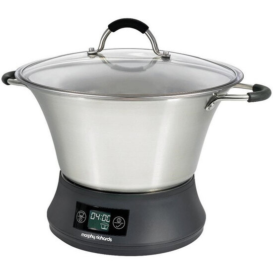 Morphy Richards Supreme Precision 3 in 1 slow cooker 461007