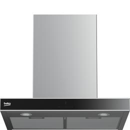 Beko HCB63744BX Chimney Cooker Hood - Stainless Steel Reviews