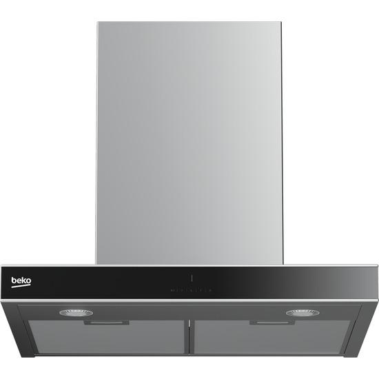 Beko HCB63744BX Chimney Cooker Hood - Stainless Steel