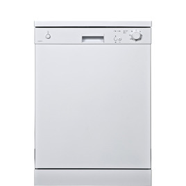 ESSENTIALS CDW60W15 Full-Size Dishwasher - White Reviews