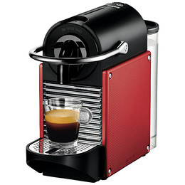 NESPRESSO by Magimix Pixie 11325 Coffee Machine - Carmine Red Reviews