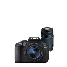 EOS 700D Digital SLR + 18-55mm IS STM Lens + 75-300mm DC III Lens Reviews