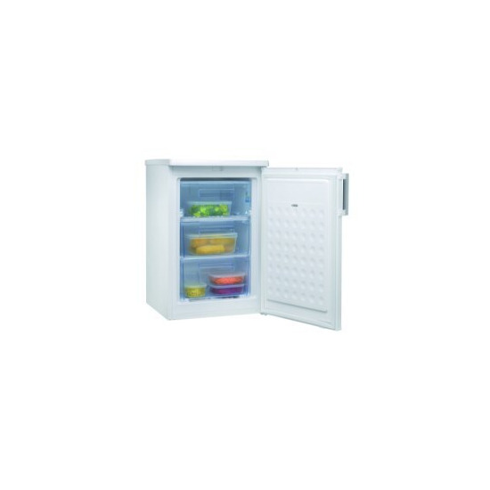 Amica FZ138.3 Freestanding Under Counter Freezer White