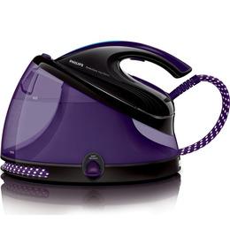 Philips PerfectCare GC8650/80 Steam Generator Iron - Black & Purple Reviews