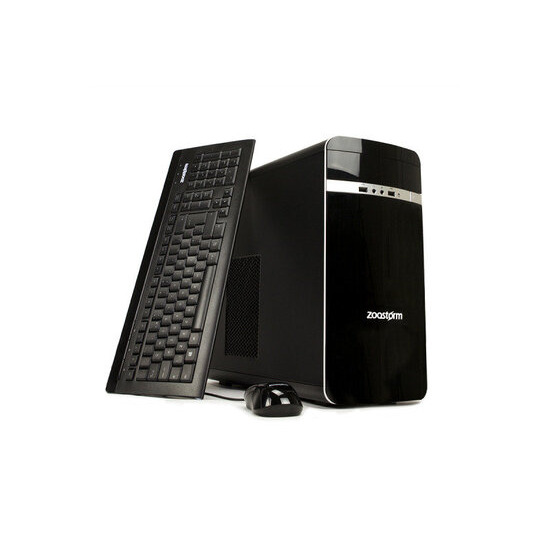 Zoostorm (7260-0096) Home Media Desktop PC - Celeron, 8GB, 1TB, Windows 10 Home