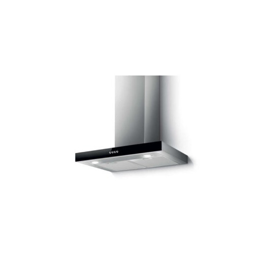 NordMende CHBD603IX 60cm Box Design Chimney Cooker Hood Stainless Steel
