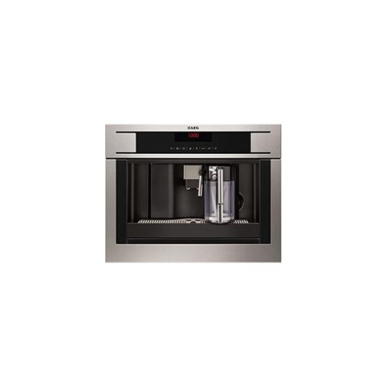 AEG PE4571-M Coffee Machine in Stainless steel with