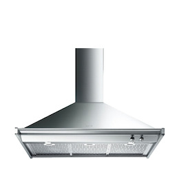 Smeg KD100XE Stainless steel 1000mm chimney hood Reviews