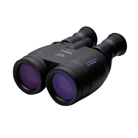 IS All Weather 15 x 50 mm Binoculars - Black