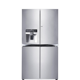 LG GMJ916NSHV American-Style Fridge Freezer - Stainless Steel Reviews