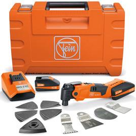 Fein AFMM18 Multimaster Cordless Kit (2 x 18V 2.5Ah li-ion Batteries) Reviews