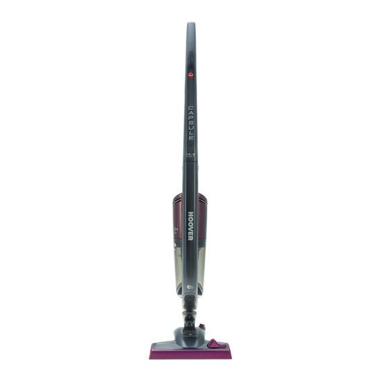 Hoover Capsule CA144TF2001 Cordless Vacuum Cleaner - Titanium & Pink