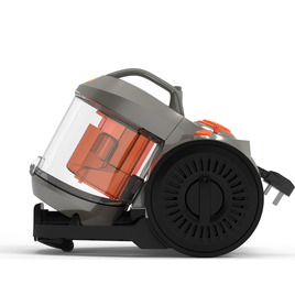 Vax Power 4 Base C85-P4-Be Cylinder Bagless Vacuum Cleaner - Graphite Orange & Black Reviews