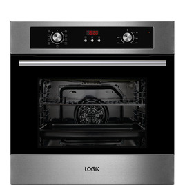 LOGIK LBMFMX15 Electric Oven Stainless Steel Reviews