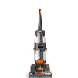 Vax Dual Power Max W86-DD-B Upright Carpet Cleaner - Orange & Grey Reviews