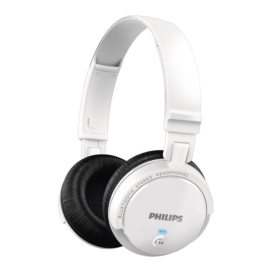 Philips SHB5500WT