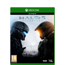 XBOX ONE Halo 5: Guardians Reviews