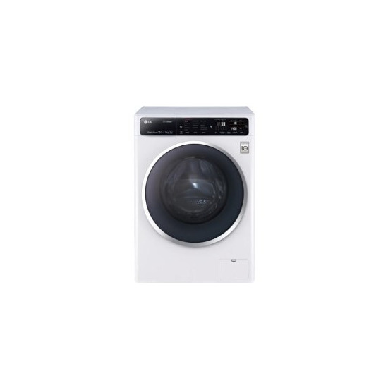 LG FH4U1JBH2N 10kg Wash 7kg Dry Freestanding Washer Dryer