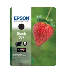 Strawberry 29 Black Ink Cartridge Reviews