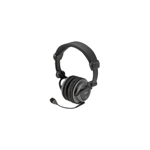 Photo of Trust 5.1 Surround USB Headset HS-6400 - Headset - 5.1 Channel ( Ear-Cup ) Headset