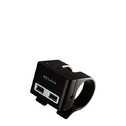 Belkin Clip-On Hub - Hub - 4 ports - Hi-Speed USB Reviews