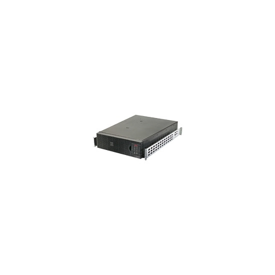 "APC Smart-UPS RT - UPS ( rack-mountable ) - AC 220/230/240 V - 3.5 kW - 5000 VA - Ethernet 10/100, RS-232 - 10 Output Connector(s) - 3U - 19"""