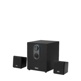 Trust 2.1 Speaker Set SP-3150 UK - PC multimedia speaker system - 15 Watt (Total) Reviews
