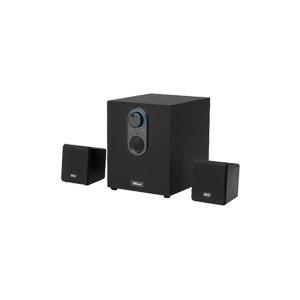 Photo of Trust 2.1 Speaker Set SP-3150 UK - PC Multimedia Speaker System - 15 Watt (Total) Speaker