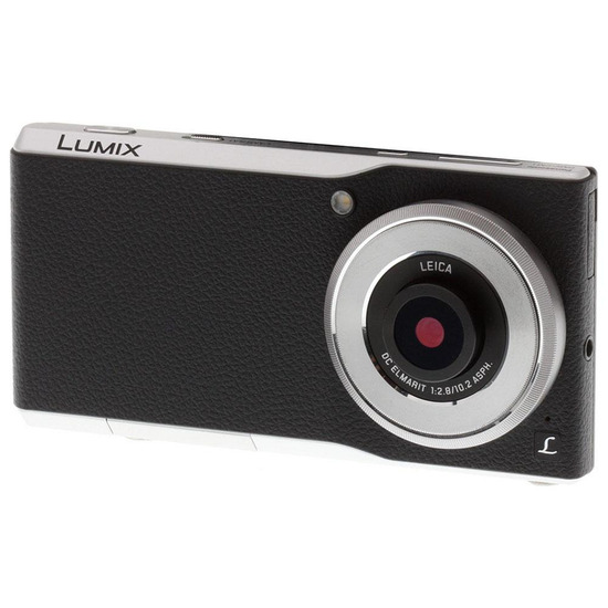 Panasonic DMC-CM1EB-S Communication Camera - Black
