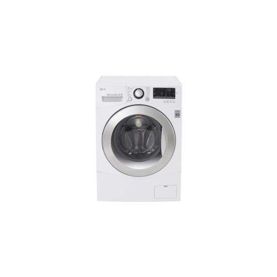 LG FH2A8TDN2 8kg 1200rpm Freestanding Washing Machine White