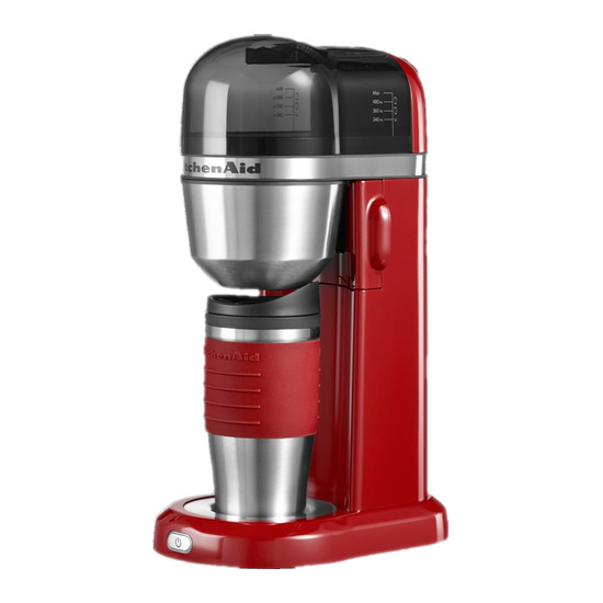 KITCHENAID 5KCM0402BER