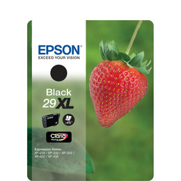 Strawberry 29 XL Black Ink Cartridge Reviews