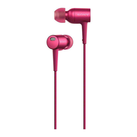 h.ear in NC MDR-EX750NAP Noise-Cancelling Headphones - Pink