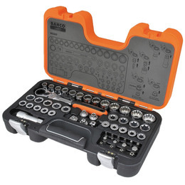 Bahco S530T 53 Piece Pass-Through Socket Set Reviews