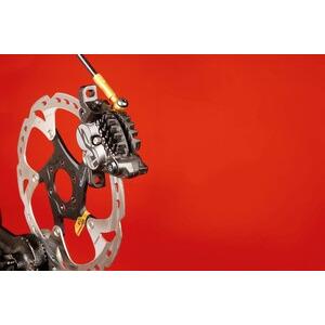 Photo of Shimano Saint Disc Brake Bicycle Component