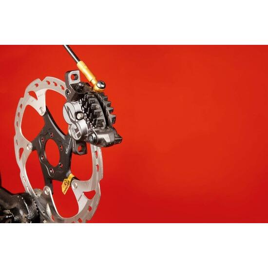 Shimano Saint disc brake