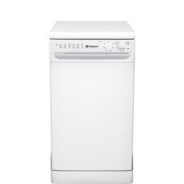Hotpoint Aquarius SIAB11000P Slimline Dishwasher - White Reviews
