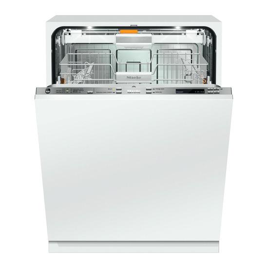 Miele G6583 SCVi K2O Full-size Integrated Dishwasher