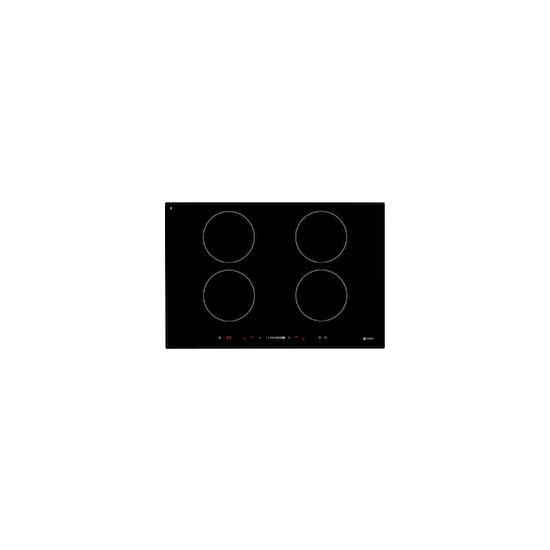Caple C863I Black 4 zone induction hob