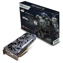 Sapphire Nitro R9 390 TRI-X 8GB GDDR5  DVI-D HDMI 3x DisplayPort PCI-E Graphics Card Reviews