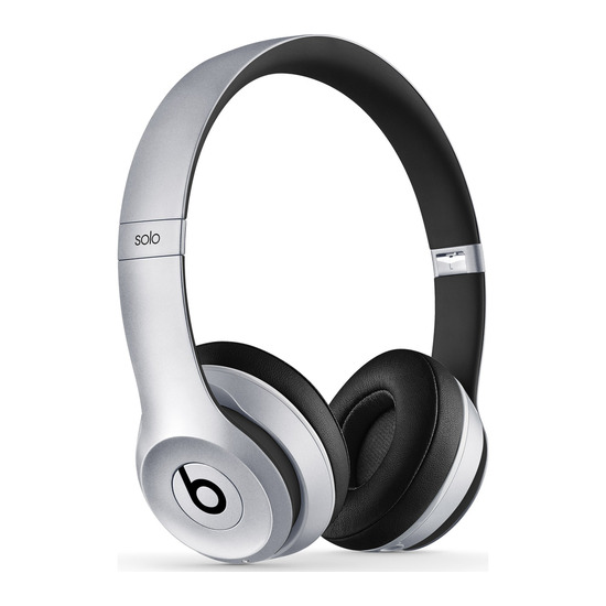Beats by Dr. Dre Solo 2 Wireless Bluetooth Headphones - Space Grey