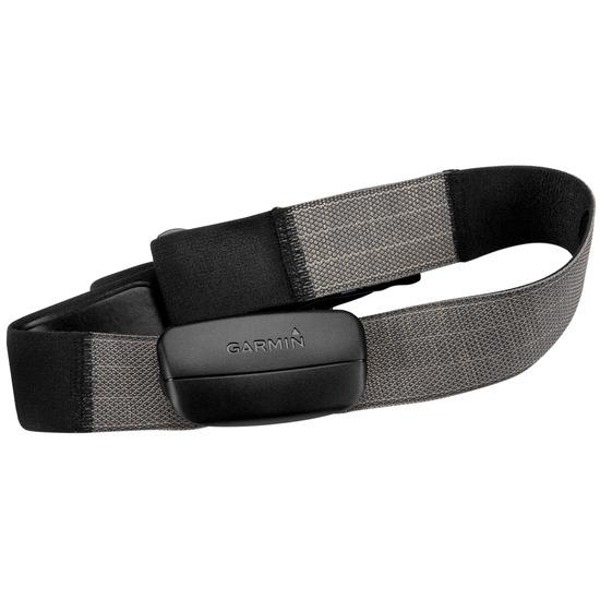 Soft Strap Premium Heart Rate Monitor - Grey