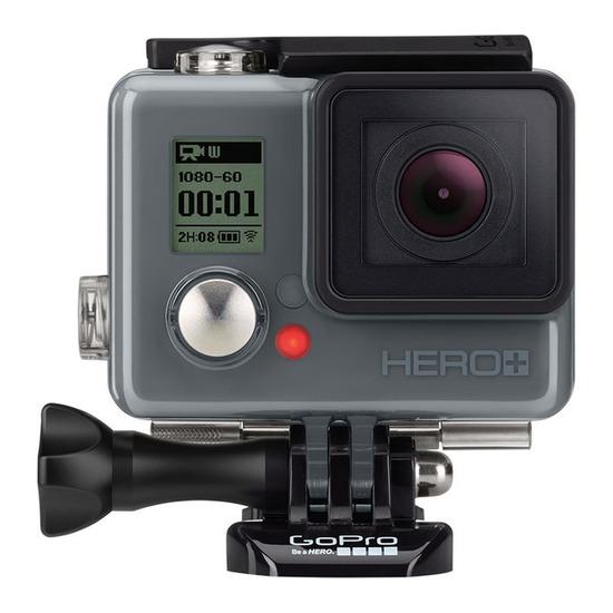 Go Pro Hero+ Action Camcorder - Grey
